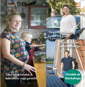 Klimaatgesprekken: Vriendelijke en praktische huiskamerbijeenkomsten die helpen om zelf klimaatverandering tegen te gaan in Zwolle-Zuid
