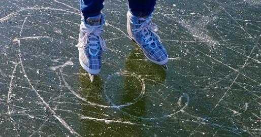 In de gemeente Zwolle zijn zes locaties aangewezen voor ijsrecreatie