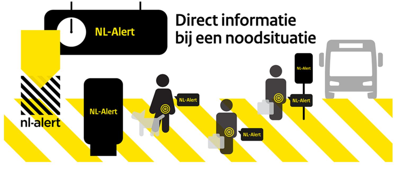 Start campagne 'Wees alert bij NL-Alert'